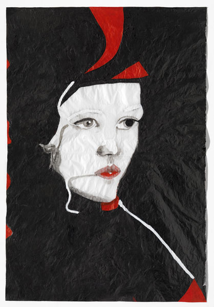 Red Queen, series En La Casa del Léon, 2011